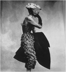 Irving-Penn-Balenciaga-Dress-19501