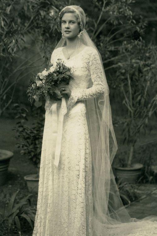 1934 bride mary