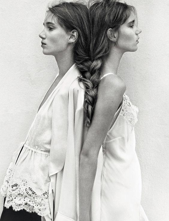 Amalie & Cecilie Moosgaard by Koto Bolofo