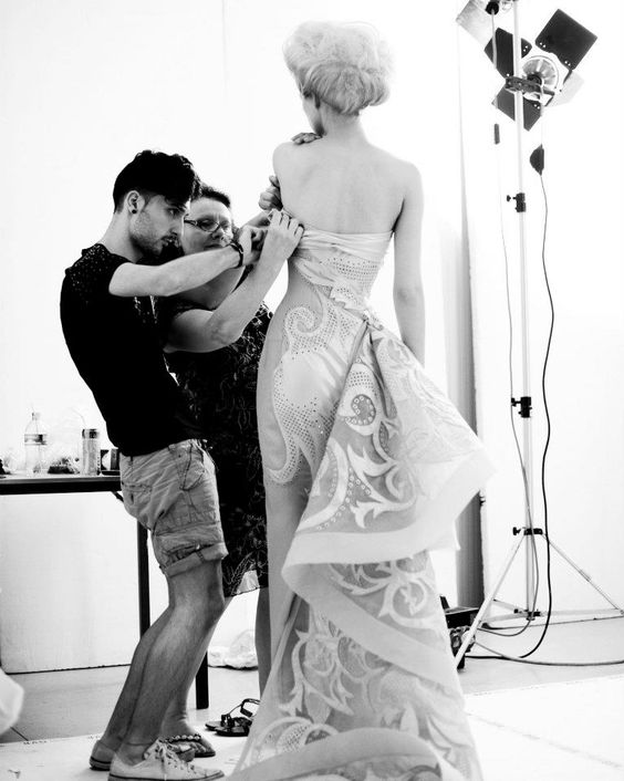 Atelier Versace, ss2012