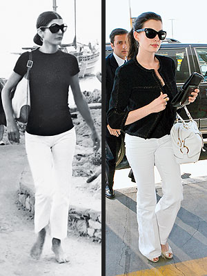 anne_hathaway and jackie o